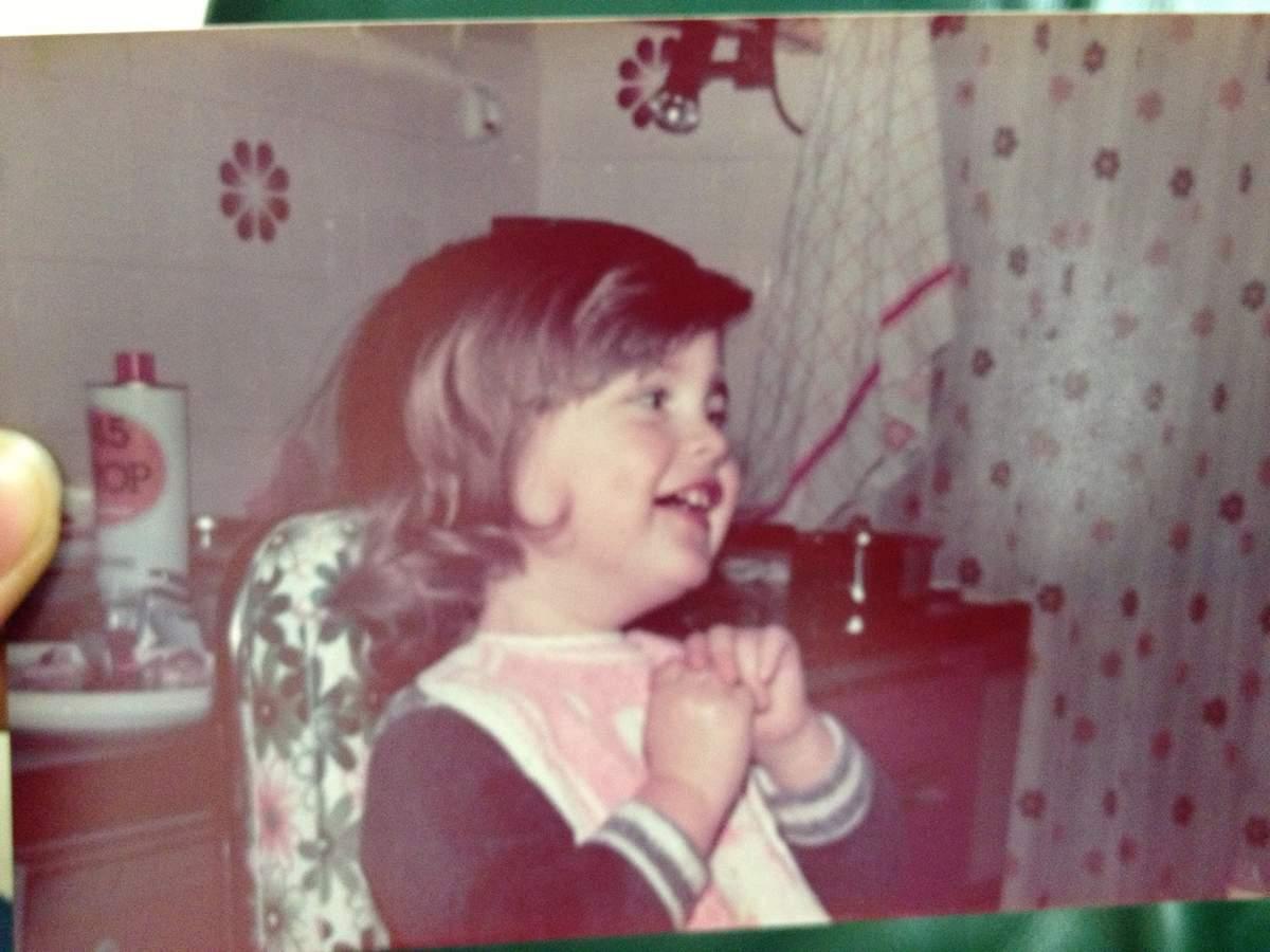 La photo Vintage
