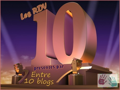 Entre10Blogs #3 : Les 10 phrases que je répète tous les jours