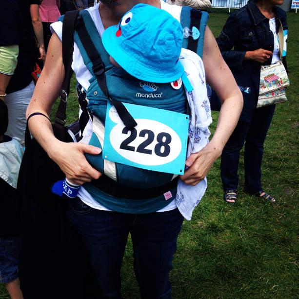 La Marche des Bébés en Manduca : deux de mes passions de Maman !!!