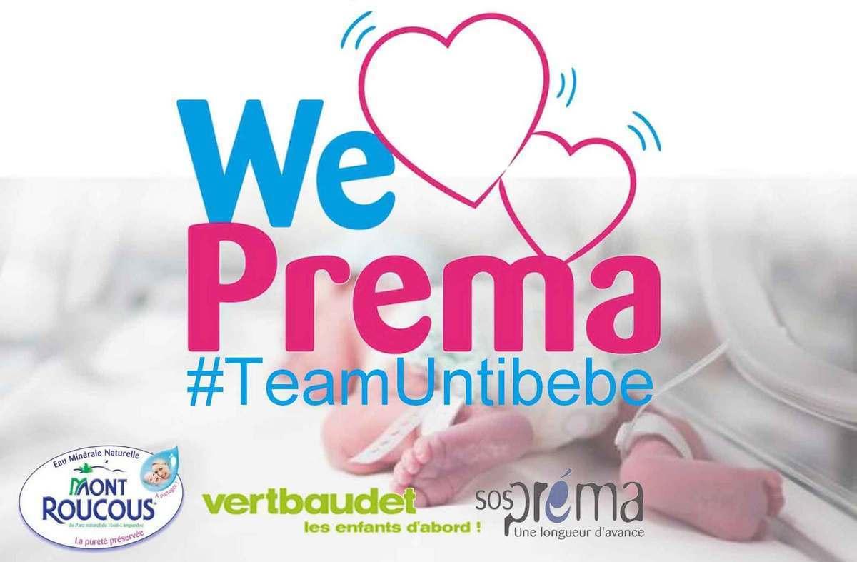#WeLovePrema  : la belle opération qui aide les Bébés prématurés