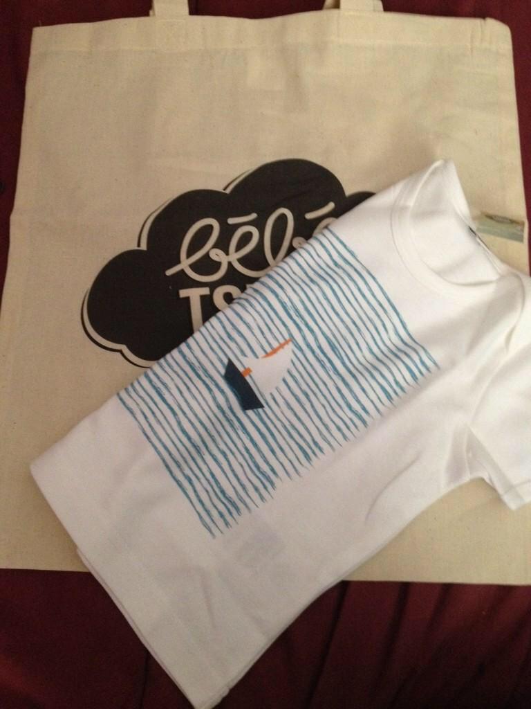 Ouistiti Testeur : S'habiller cool avec Bébé Tshirt [Concours Inside]