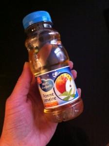 PVC : 0,78€ (bouteille de 25cl)