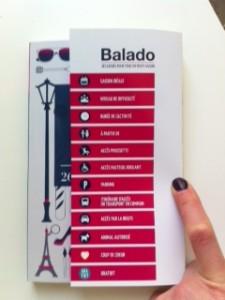 Guide Balade
