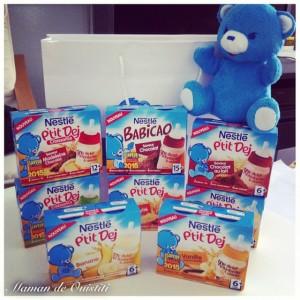 P'tit Dej Nestlé Bébé