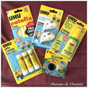 Minions UHU