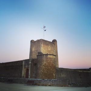 Se lever tôt et voir, pour la première fois, le soleil se lever sur le Fort Vauban