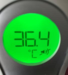 Thermomètre Braun5