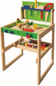 Lidl jouets en bois etabli