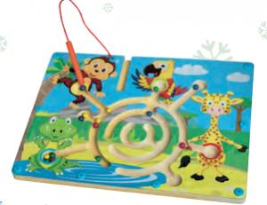 Lidl jouets en bois jeu motricité