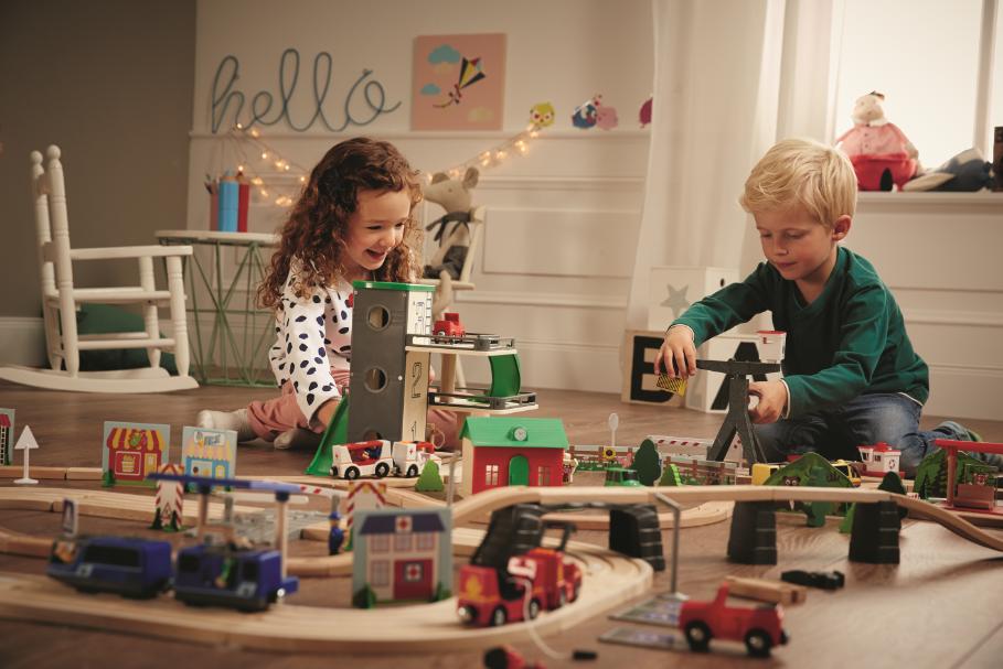 Lidl met des jouets en bois sous nos sapins de Noël {Concours  ~ Lidl Aulnay Sous Bois