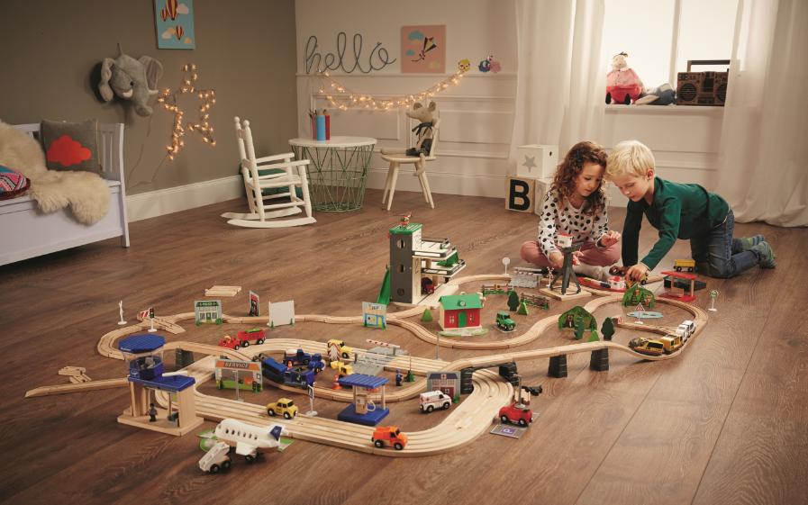 Lidl met des jouets en bois sous nos sapins de Noël {Concours Inside  ~ Lidl Aulnay Sous Bois