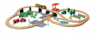 lidl jouets en bois circuit train