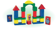 lidl jouets en bois jeux de construction