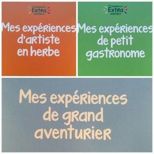 Expériences Extraordinaires Blédina