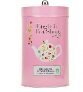 English tea shop boite métal idées cadeaux