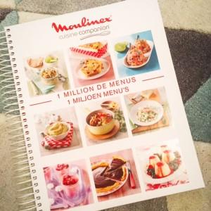 Companion livre de recettes