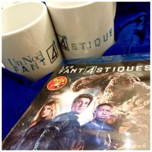 Dvd 4 fantastiques