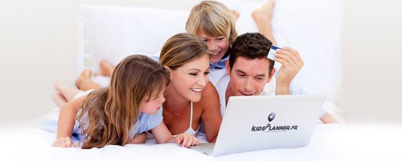 Kidsplanner - Sorties en famille