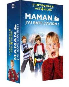 Coffrets DVD - Maman j'ai râté l'avion