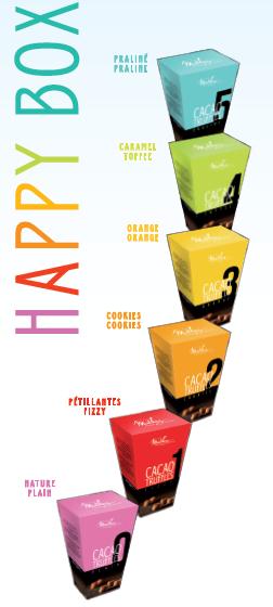 Mathez Happy Box idées cadeaux