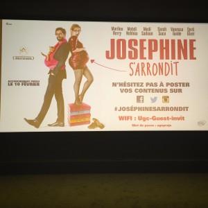 #JoséphineSarrondit