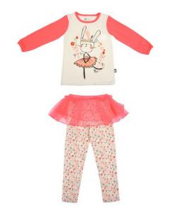 petit beguin pyjama fille