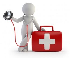rôle du médecin - inquiétude des parents