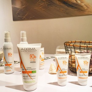 Semaine Instagram A-derma solaire