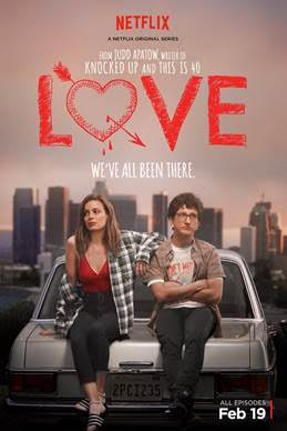 Love Netflix Saint Valentin