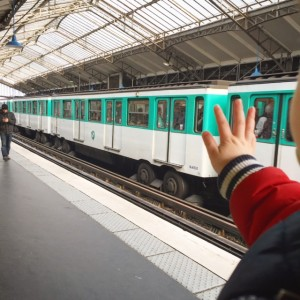 Semaine IG Métro Paris