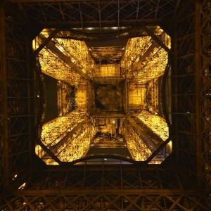 Semaine IG - Mummy Chamallow - Tour Eiffel
