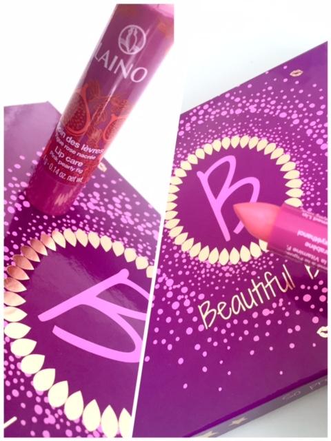 Beautiful Box Mars Ombré Lip
