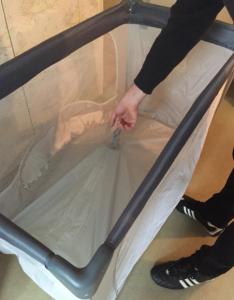 Autour de Bébé Babybus Barbapapa - lit fermeture