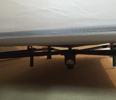 autour de b b babybus barbapapa lit structure2 maman de ouistiti. Black Bedroom Furniture Sets. Home Design Ideas