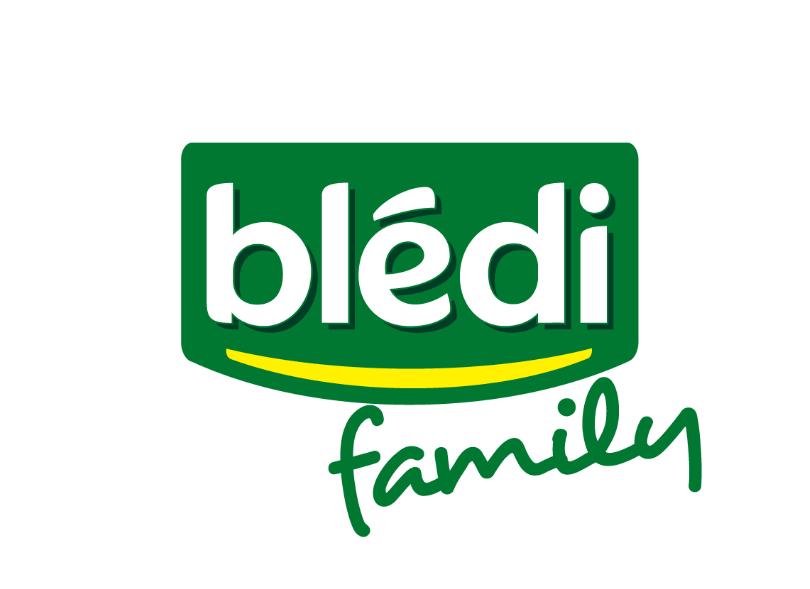 Blédina - logo Blédifamily