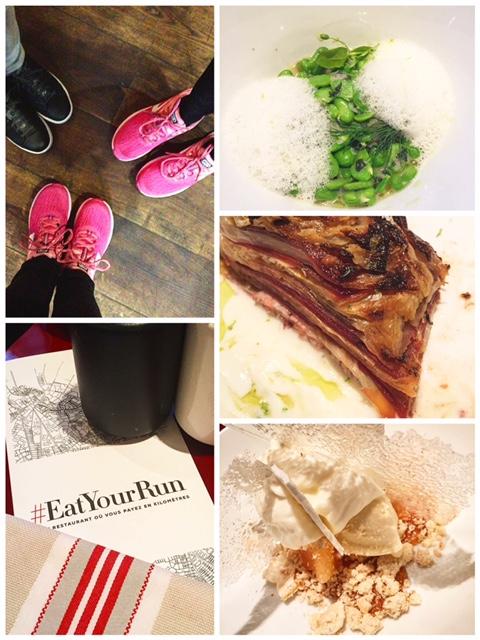 semaine IG #EatYourRun