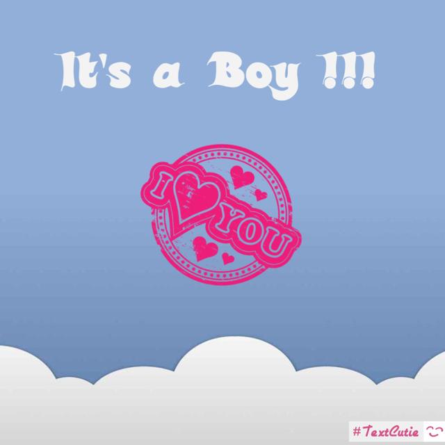 Bébé2 - fille ou garçon l'annonce