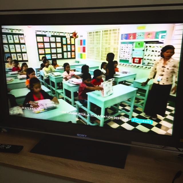 semaine IG - toutes à l'école - Happy Chandara