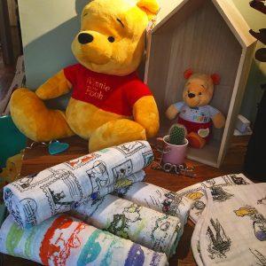 aden+anaïs disney 10 ans - Winnie l'ourson