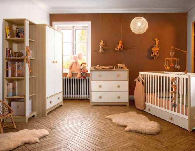 Chambre Olympe par Moulin Roty