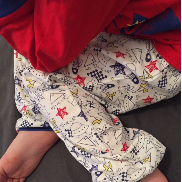 Pyjama Petit Béguin Super Cosmo