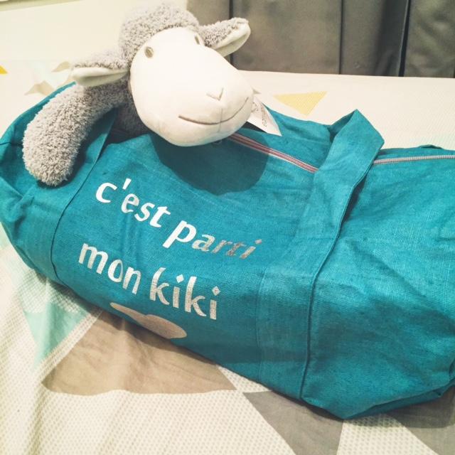 Semaine IG - valise de maternité - les griottes