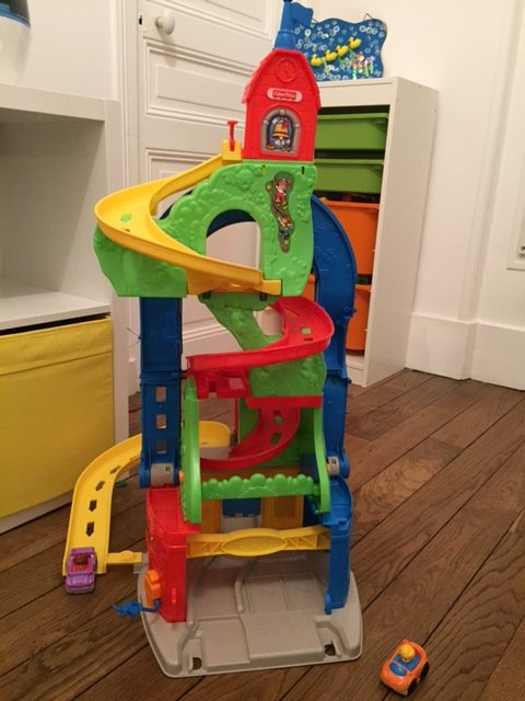 Fisher Price - Tour des Spirales Fisher Price