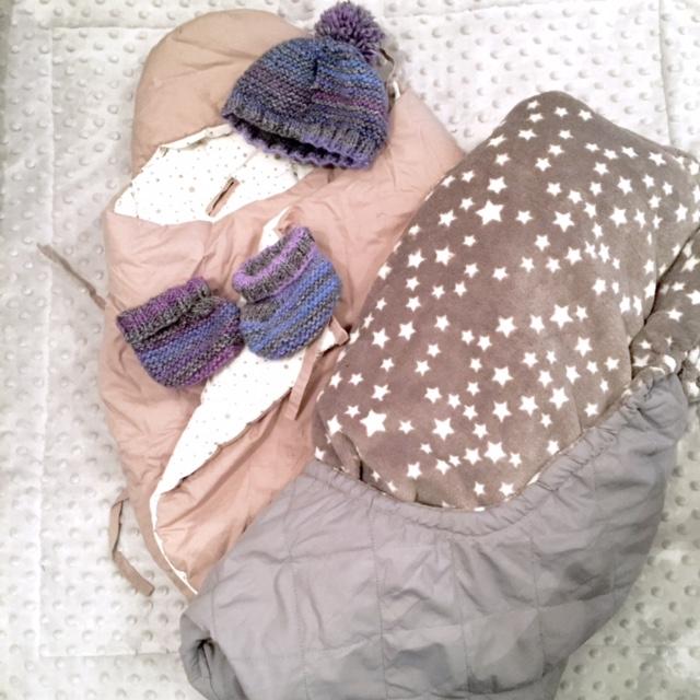 valise de maternité - tenue de sortie