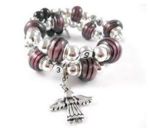 maman naturelle - st valentin - bracelet d'allaitement