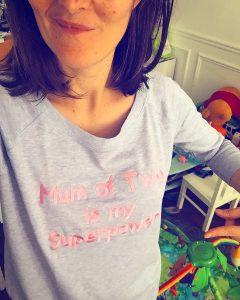 sweat personnalisé - tunetoo - fête des mères