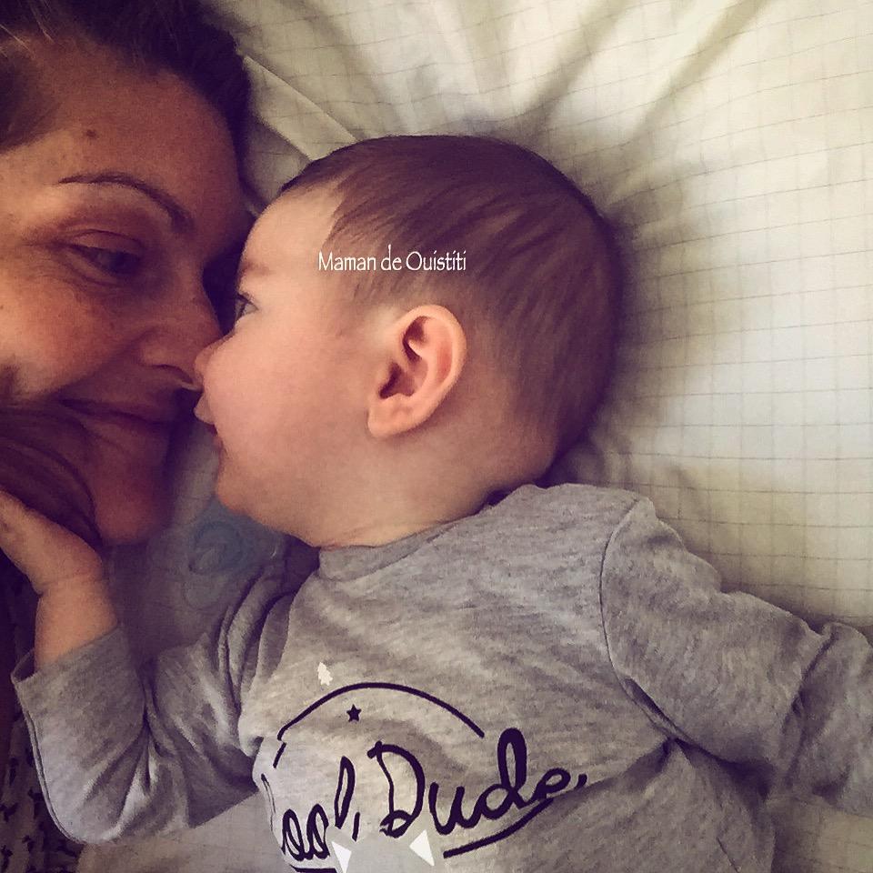 lien maman bébé - #nourrirlelien - laboratoire Gallia