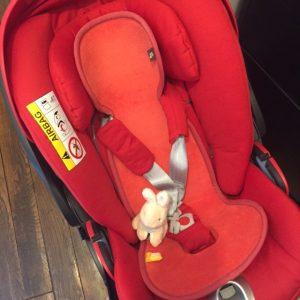 bébé en été - protéger de la chaleur - aeromoov - air layer
