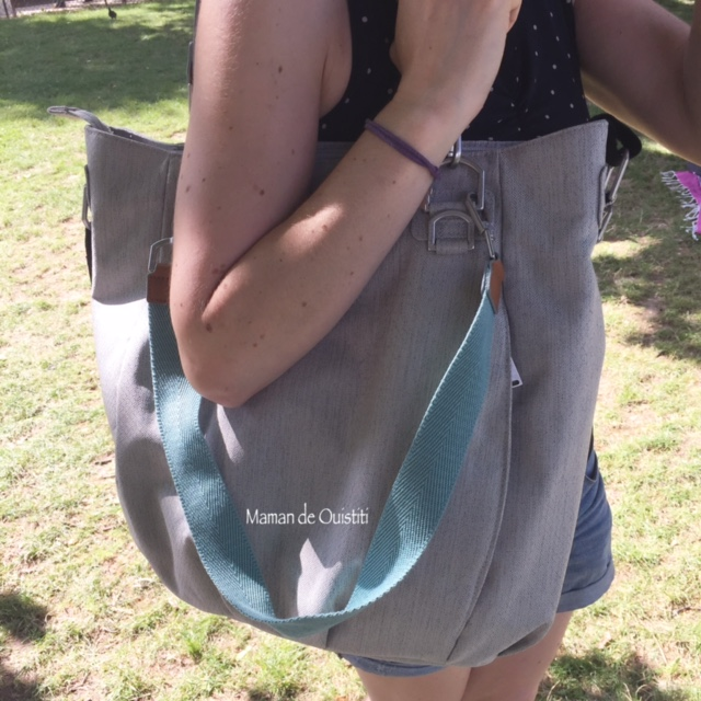 Lässig - sac à langer - mix'n match - vacances