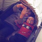 Diono - Dreamliner - lit de voyage - vacances